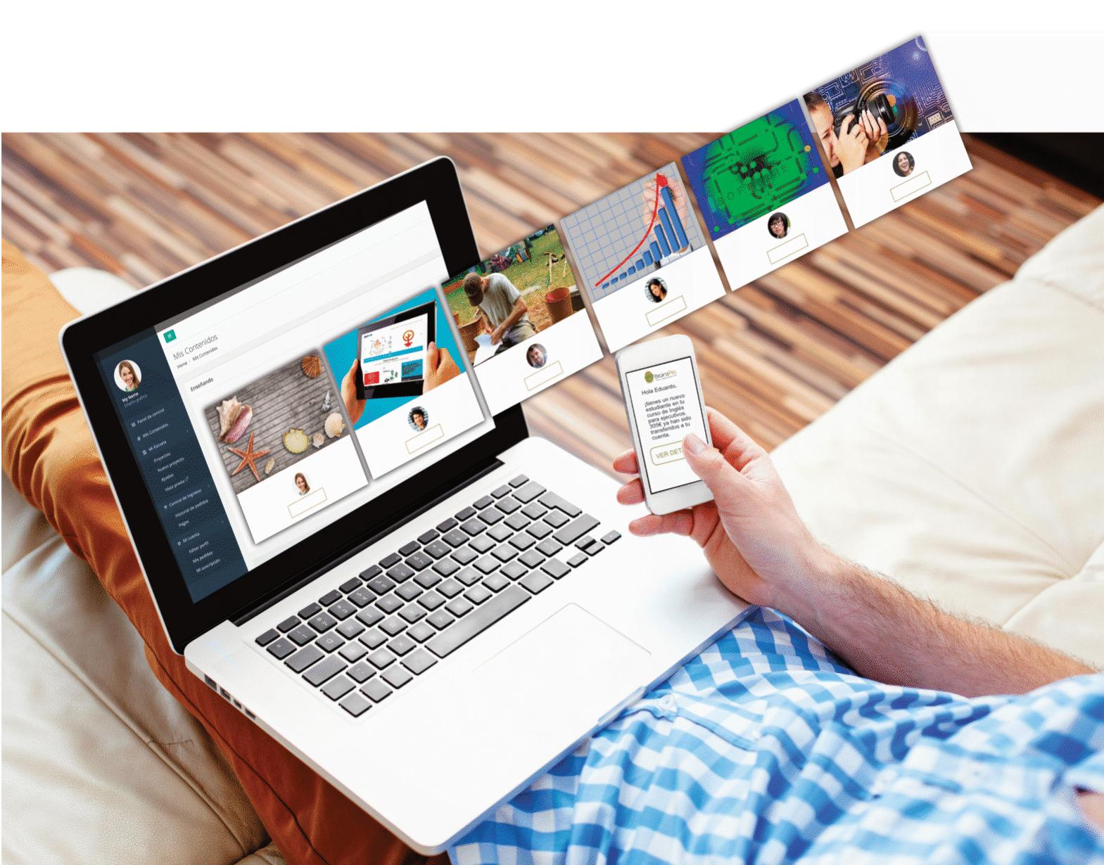Crea tu propia academia online con BrainsPro