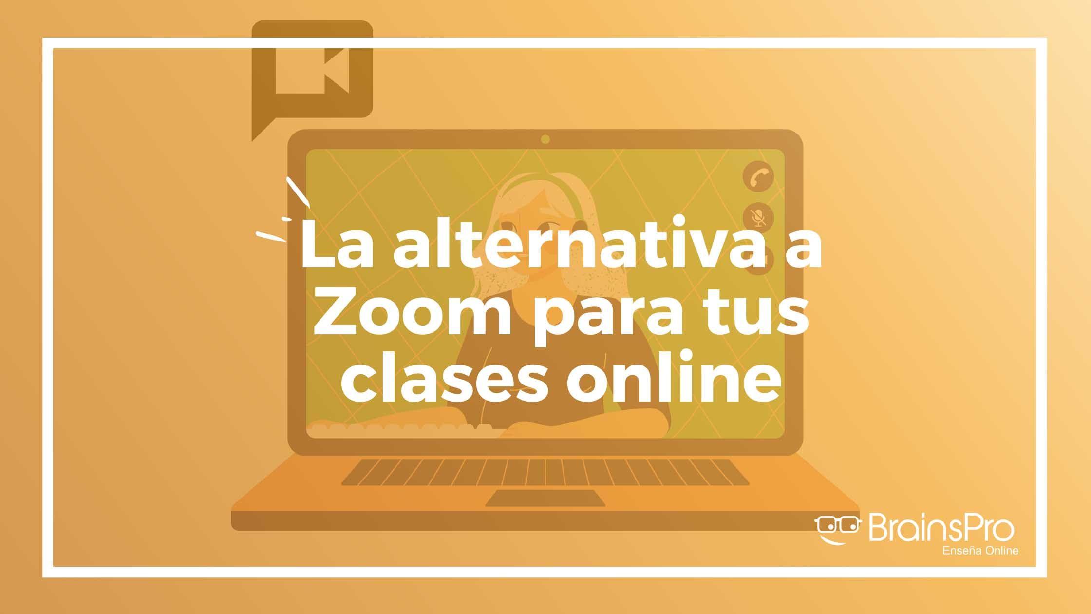 La alternativa a Zoom para el e-learning