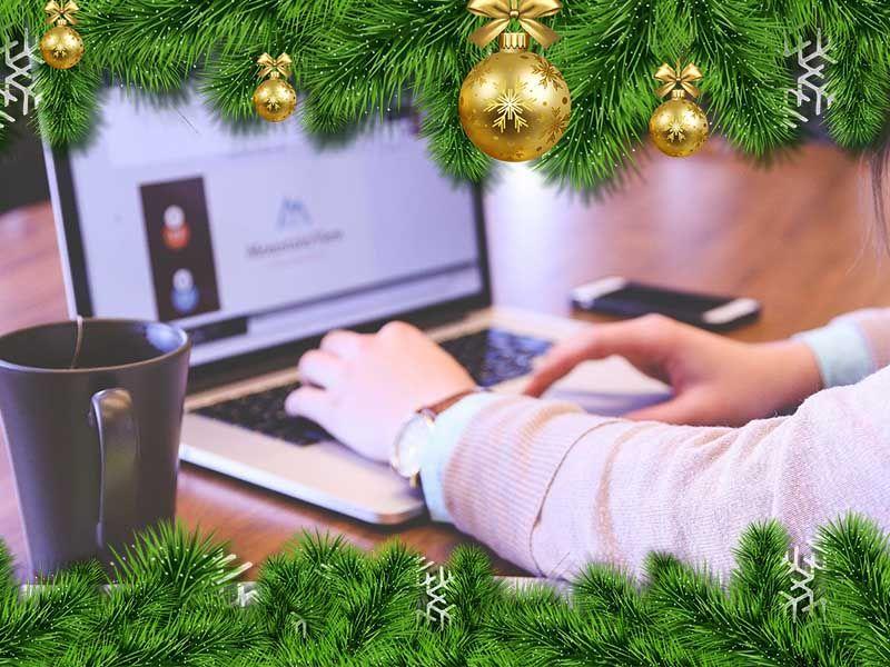 Cómo conseguir clientes para vender cursos online en Navidad