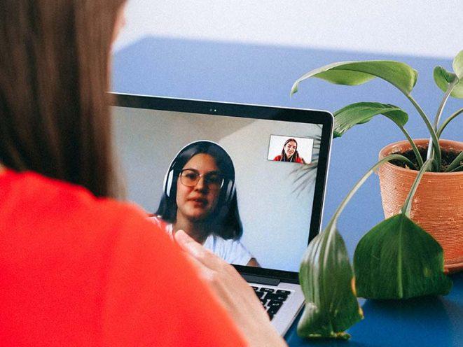 Las ventajas de hacer streaming en formación online