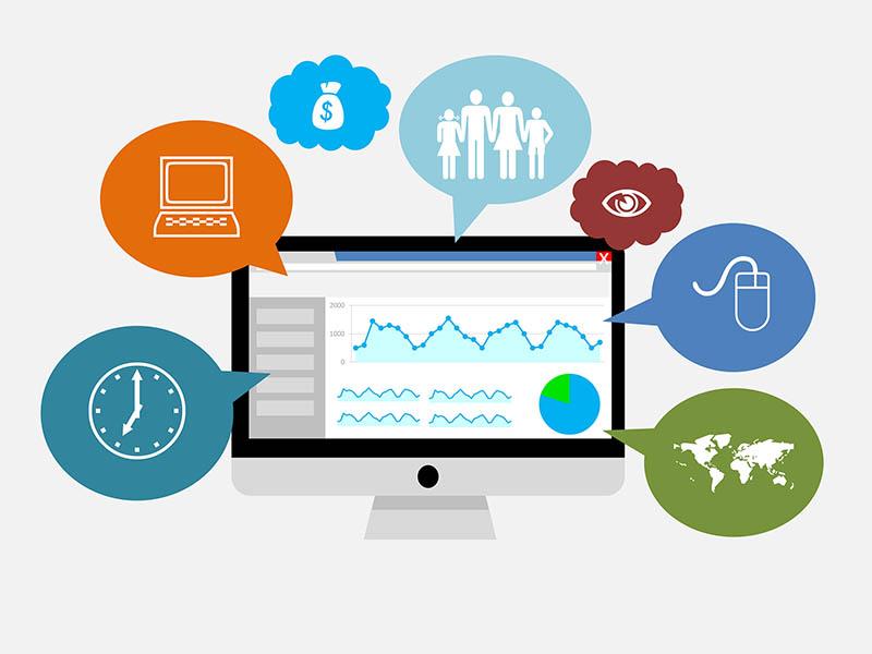 Analizar tipos de audiencia de tráfico web con Google Analytics