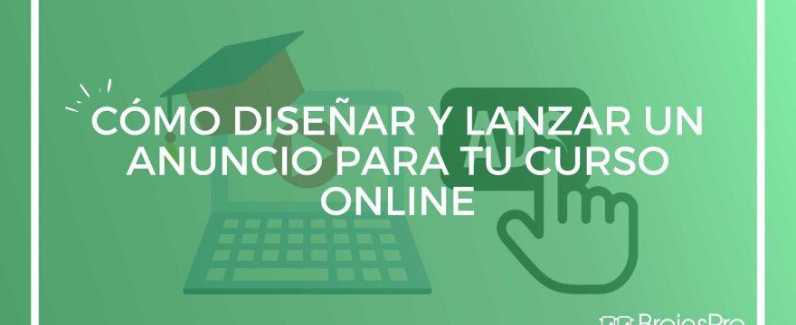 Cómo un anuncio para tu curso online